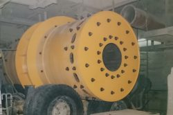 Shell of ball mill